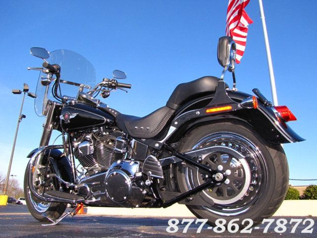 2011 Harley-Davidson SOFTAIL FAT BOY FLSTF FAT BOY FLSTF McHenry, Illinois 5