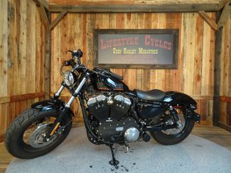 2011 Harley-Davidson Sportster® Forty-Eight™ Anaheim, California 1