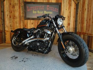 2011 Harley-Davidson Sportster® Forty-Eight™ Anaheim, California 2