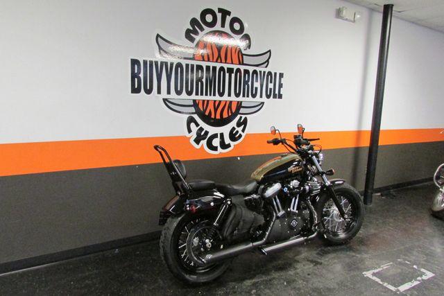 2011 Harley-Davidson Sportster® Forty-Eight™ Arlington, Texas 1