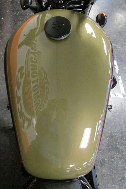 2011 Harley-Davidson Sportster® Forty-Eight™ Arlington, Texas 32