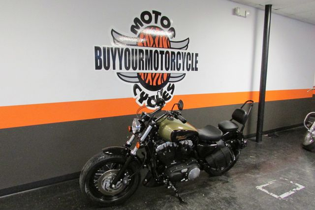 2011 Harley-Davidson Sportster® Forty-Eight™ Arlington, Texas 38