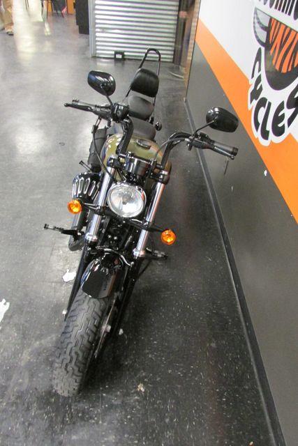 2011 Harley-Davidson Sportster® Forty-Eight™ Arlington, Texas 5