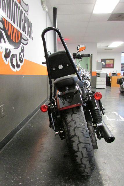 2011 Harley-Davidson Sportster® Forty-Eight™ Arlington, Texas 12