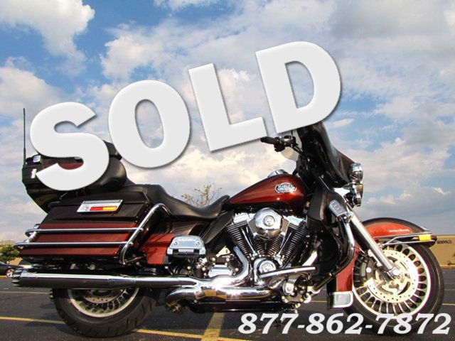 2011 Harley-Davidson ULTRA CLASSIC ELECTRA GLIDE FLHTCU TWO TONE ULTRA CLASSIC FLHTCU McHenry, Illinois 0