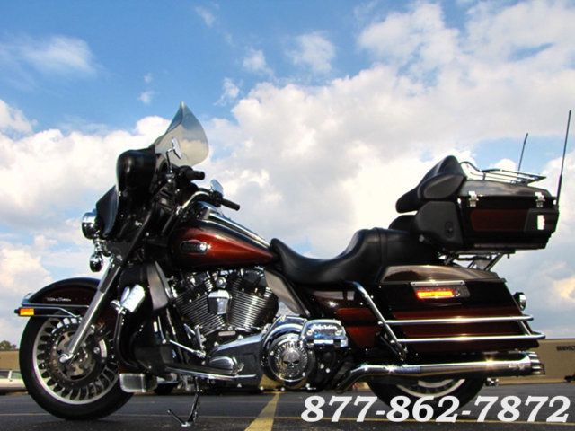 2011 Harley-Davidson ULTRA CLASSIC ELECTRA GLIDE FLHTCU TWO TONE ULTRA CLASSIC FLHTCU McHenry, Illinois 1