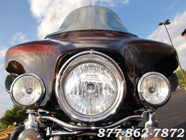 2011 Harley-Davidson ULTRA CLASSIC ELECTRA GLIDE FLHTCU TWO TONE ULTRA CLASSIC FLHTCU McHenry, Illinois 13