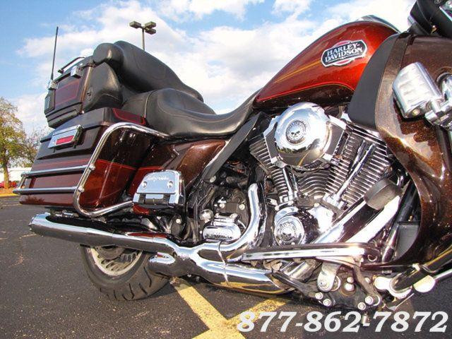 2011 Harley-Davidson ULTRA CLASSIC ELECTRA GLIDE FLHTCU TWO TONE ULTRA CLASSIC FLHTCU McHenry, Illinois 33