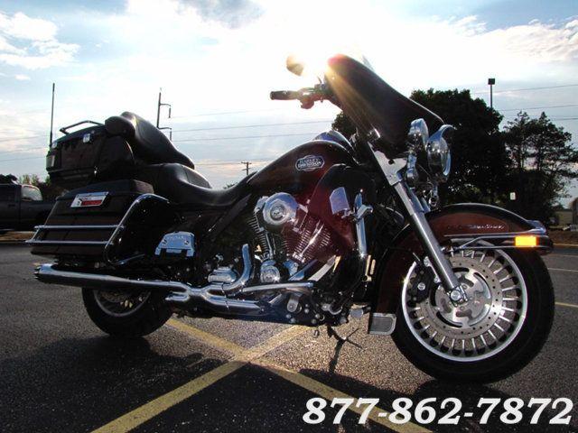 2011 Harley-Davidson ULTRA CLASSIC ELECTRA GLIDE FLHTCU TWO TONE ULTRA CLASSIC FLHTCU McHenry, Illinois 36