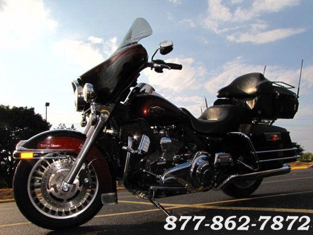 2011 Harley-Davidson ULTRA CLASSIC ELECTRA GLIDE FLHTCU TWO TONE ULTRA CLASSIC FLHTCU McHenry, Illinois 38