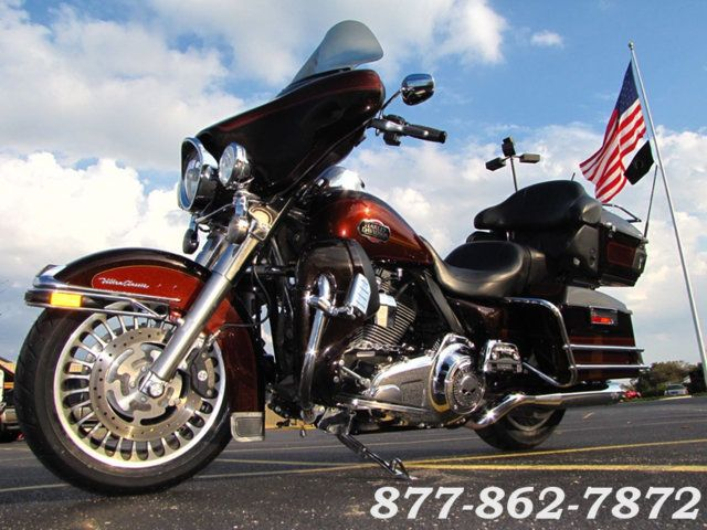2011 Harley-Davidson ULTRA CLASSIC ELECTRA GLIDE FLHTCU TWO TONE ULTRA CLASSIC FLHTCU McHenry, Illinois 4