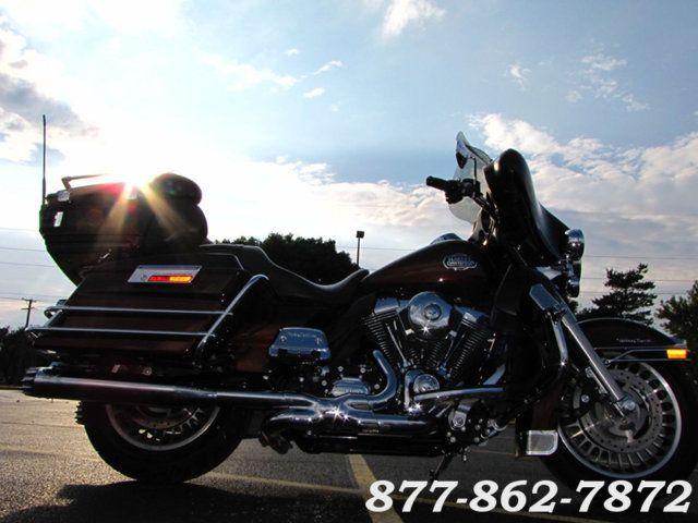 2011 Harley-Davidson ULTRA CLASSIC ELECTRA GLIDE FLHTCU TWO TONE ULTRA CLASSIC FLHTCU McHenry, Illinois 43