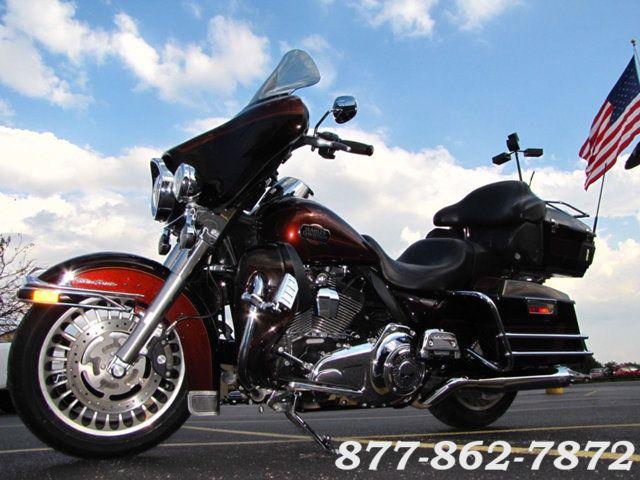 2011 Harley-Davidson ULTRA CLASSIC ELECTRA GLIDE FLHTCU TWO TONE ULTRA CLASSIC FLHTCU McHenry, Illinois 44