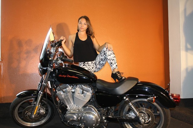 2011 Harley-Davidson Sportster® 883 SuperLow Daytona Beach, FL 3