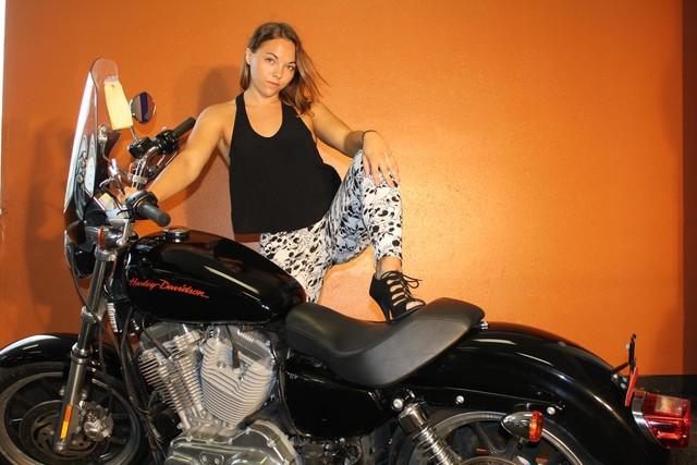 2011 Harley-Davidson Sportster® 883 SuperLow Daytona Beach, FL 8