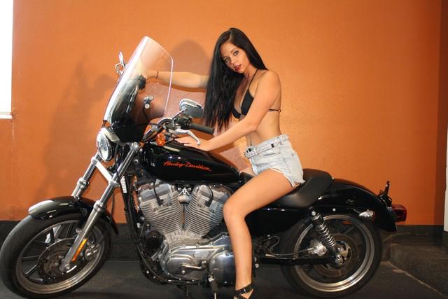 2011 Harley-Davidson Sportster® 883 SuperLow Daytona Beach, FL 5