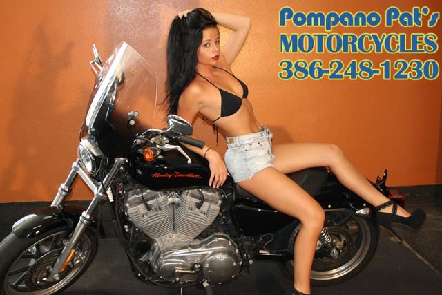 2011 Harley-Davidson Sportster® 883 SuperLow Daytona Beach, FL 0