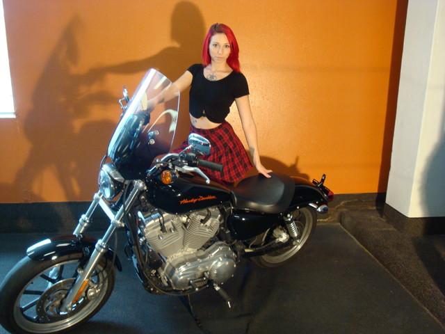 2011 Harley-Davidson Sportster® 883 SuperLow Daytona Beach, FL 1