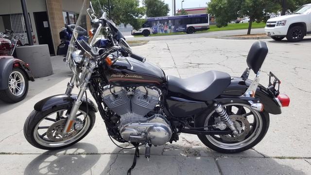 2011 Harley-Davidson Sportster® 883 SuperLow Ogden, Utah 5