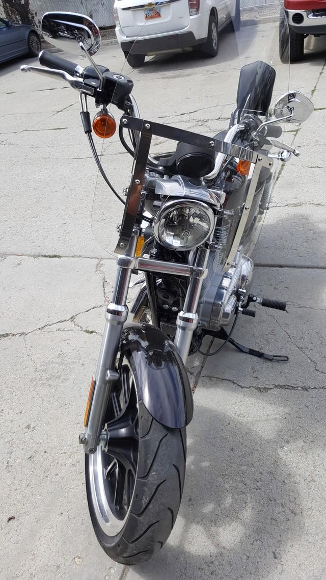 2011 Harley-Davidson Sportster® 883 SuperLow Ogden, Utah 7