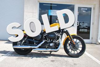 2011 Harley Davidson XL883 IRON Dania Beach, Florida