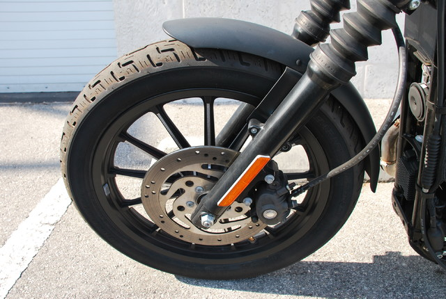2011 Harley Davidson XL883N Dania Beach, Florida 8