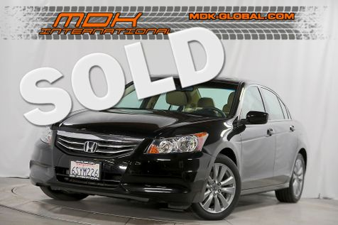 2011 Honda Accord EX-L - Leather - Sunroof - Only 60K miles in Los Angeles