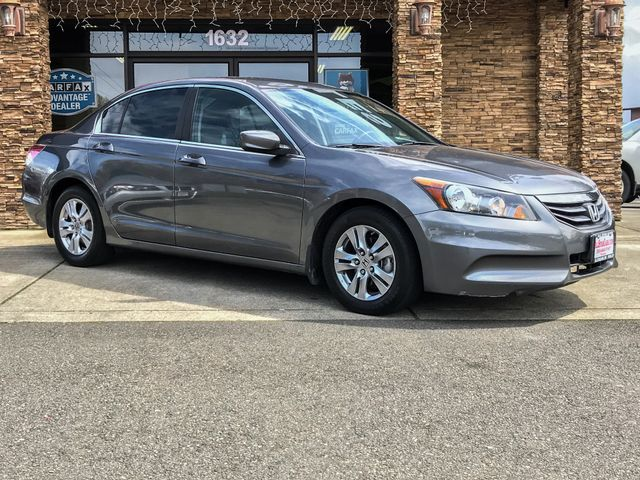 2011 Honda Accord LX-P The CARFAX Buy Back Guarantee that comes with this vehicle means that you c