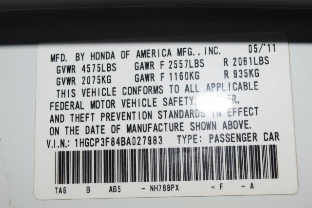 2011 Honda Accord EX-L Richmond Hill, New York 19
