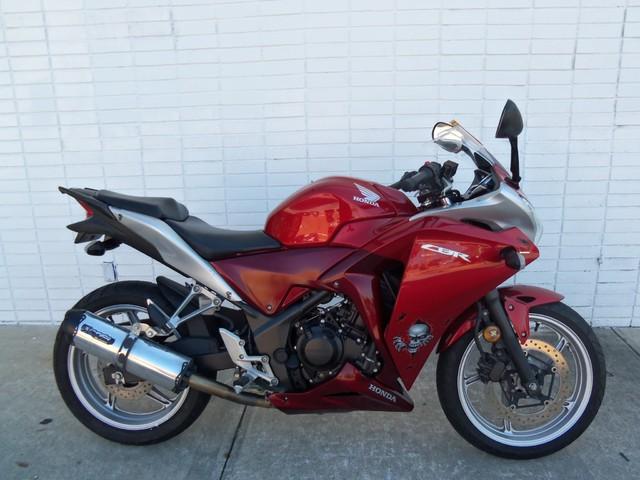 2011 Honda CBR® 250R Daytona Beach, FL 3