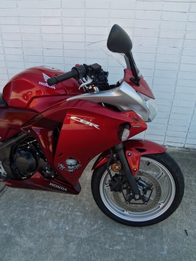 2011 Honda CBR® 250R Daytona Beach, FL 8