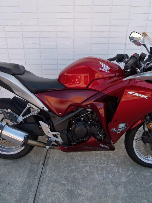 2011 Honda CBR® 250R Daytona Beach, FL 10