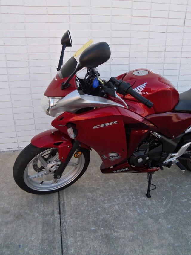 2011 Honda CBR® 250R Daytona Beach, FL 13