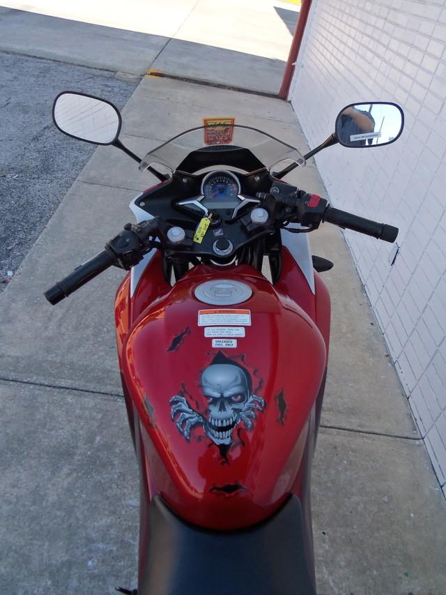 2011 Honda CBR® 250R Daytona Beach, FL 7