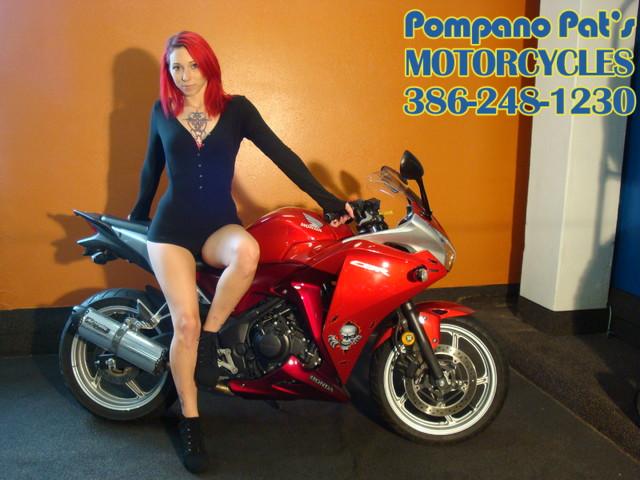 2011 Honda CBR® 250R Daytona Beach, FL 0