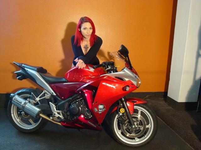 2011 Honda CBR® 250R Daytona Beach, FL 9