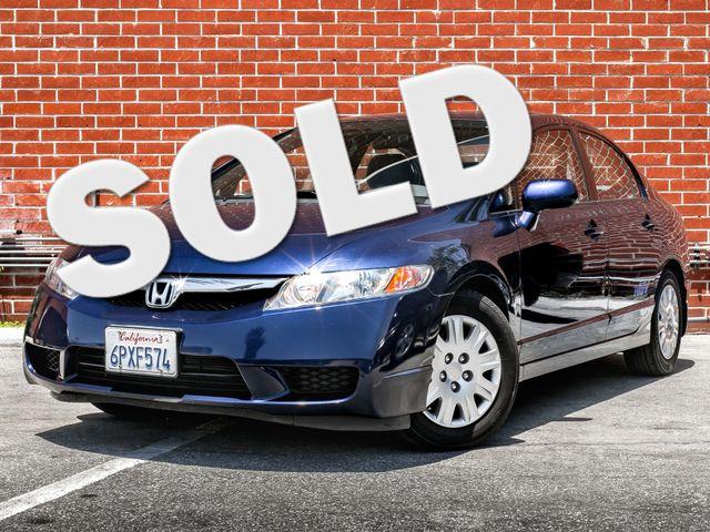 2011 Honda Civic GX Burbank, CA 0