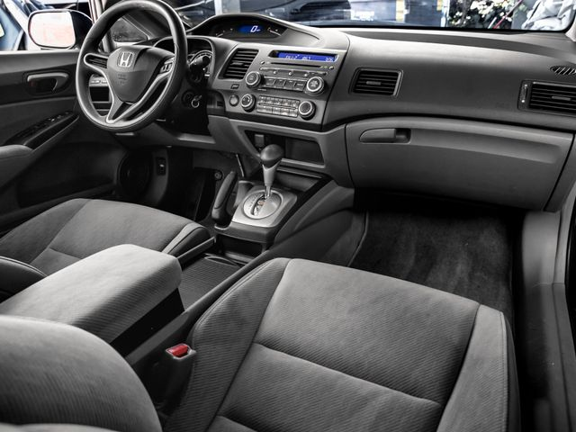2011 Honda Civic GX Burbank, CA 11