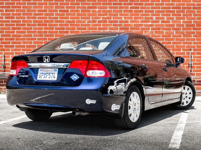 2011 Honda Civic GX Burbank, CA 6