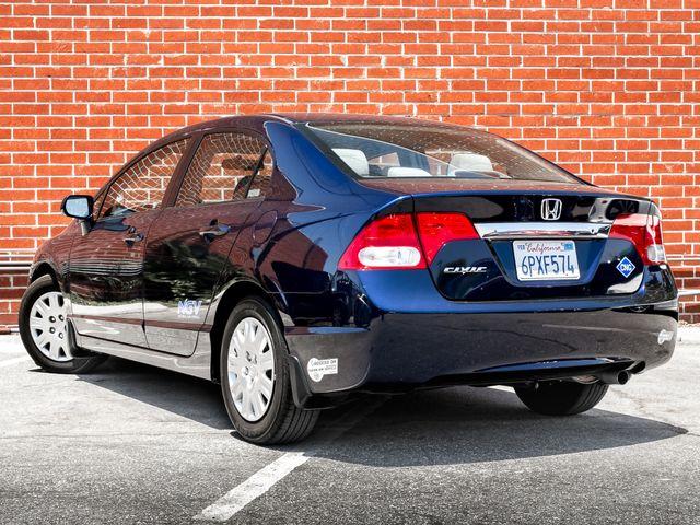 2011 Honda Civic GX Burbank, CA 7