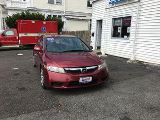 2011 Honda Civic LX Portchester, New York 1