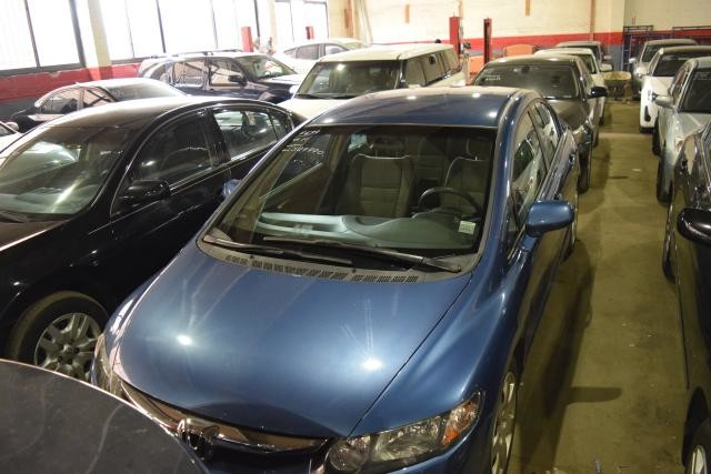 2011 Honda Civic LX Richmond Hill, New York 2