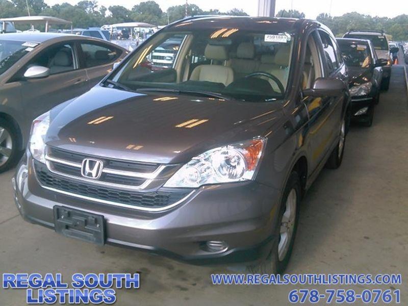 2011 Honda CR V EX L | Atlanta, GA | Regal South Listings