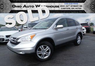 2011 Honda CR-V EX-L 4x4 Navi Sunroof 1-Own Cln Carfax We Finance   Canton, Ohio   Ohio Auto Warehouse LLC in  Ohio