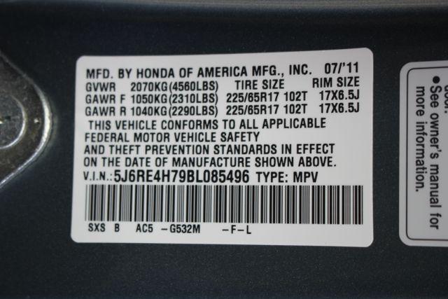 2011 Honda CR-V EX-L-SUNROOF-HEATED SEATS Mooresville , NC 12