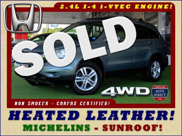 2011 Honda CR-V EX-L-AWD - SUNROOF-HEATED LEATHER! Mooresville , NC 0