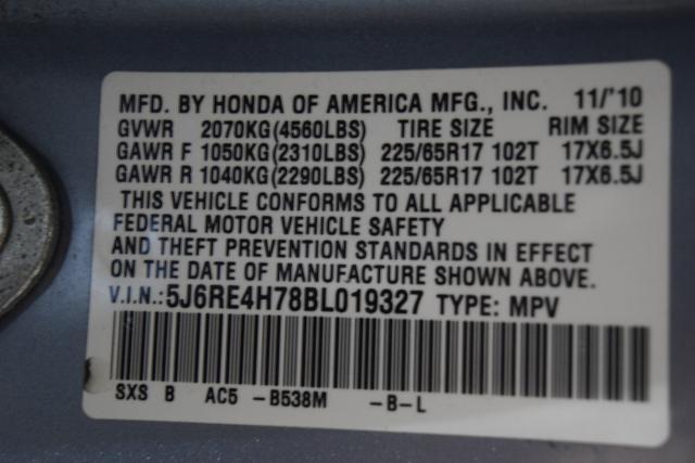 2011 Honda CR-V EX-L Richmond Hill, New York 17
