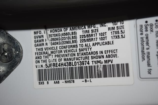 2011 Honda CR-V SE Richmond Hill, New York 22