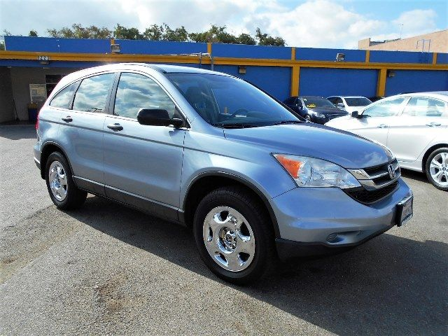 2011 Honda CR-V LX Limited warranty included to assure your worry-free purchase AutoCheck report