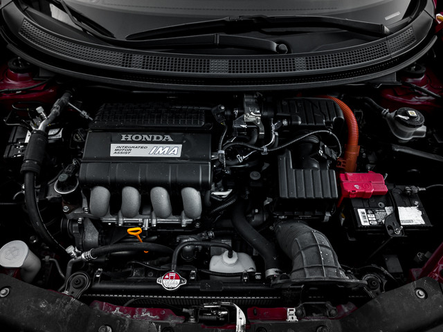 2011 Honda CR-Z EX Burbank, CA 16
